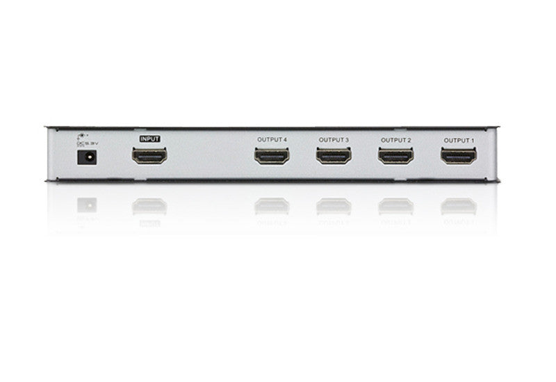 4-Port 4K HDMI Splitter - VS184A (EX-VAT)