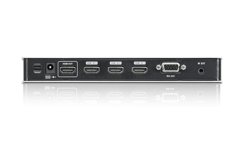 4-Port 4K HDMI Switch - VS481B (EX-VAT)