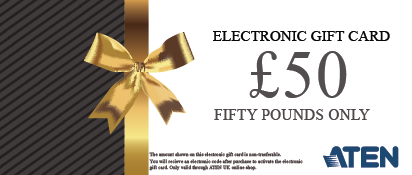 ATEN Electronic Gift Cards
