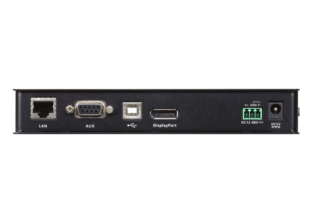 Slim DisplayPort Single Display KVM over IP Transmitter - KE9900ST