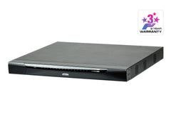 1-Local/1-Remote Access <br/>32-Port Cat 5 KVM over IP Switch with Virtual Media (1920 x 1200) - KN1132V