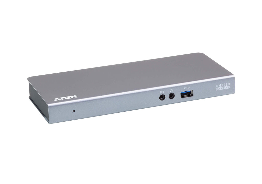 USB-C Multiport Dual View Docking Station with laptop charging - UH3230 (Exc.VAT)