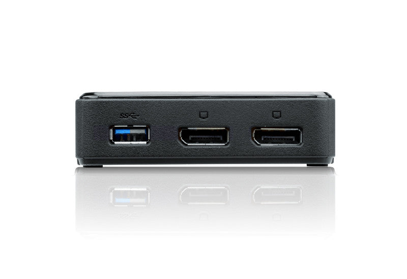 USB-C Multiport Dual View Mini Docking Stations - UH3231 (Exc.VAT)