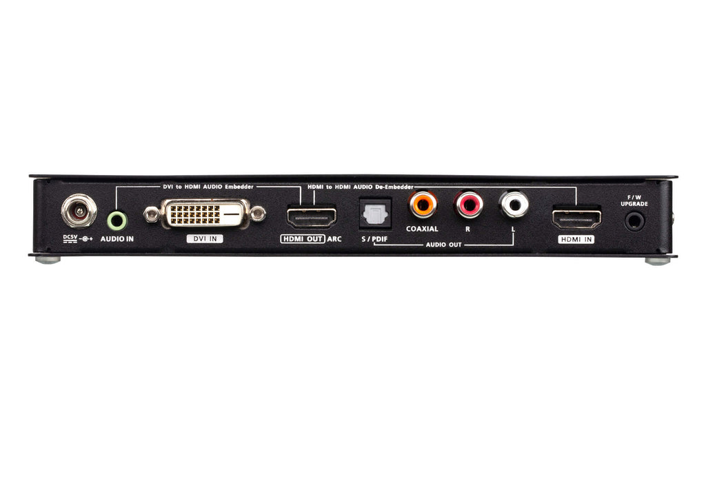 4K HDMI/DVI to HDMI Converter with Audio De-embedder - VC881