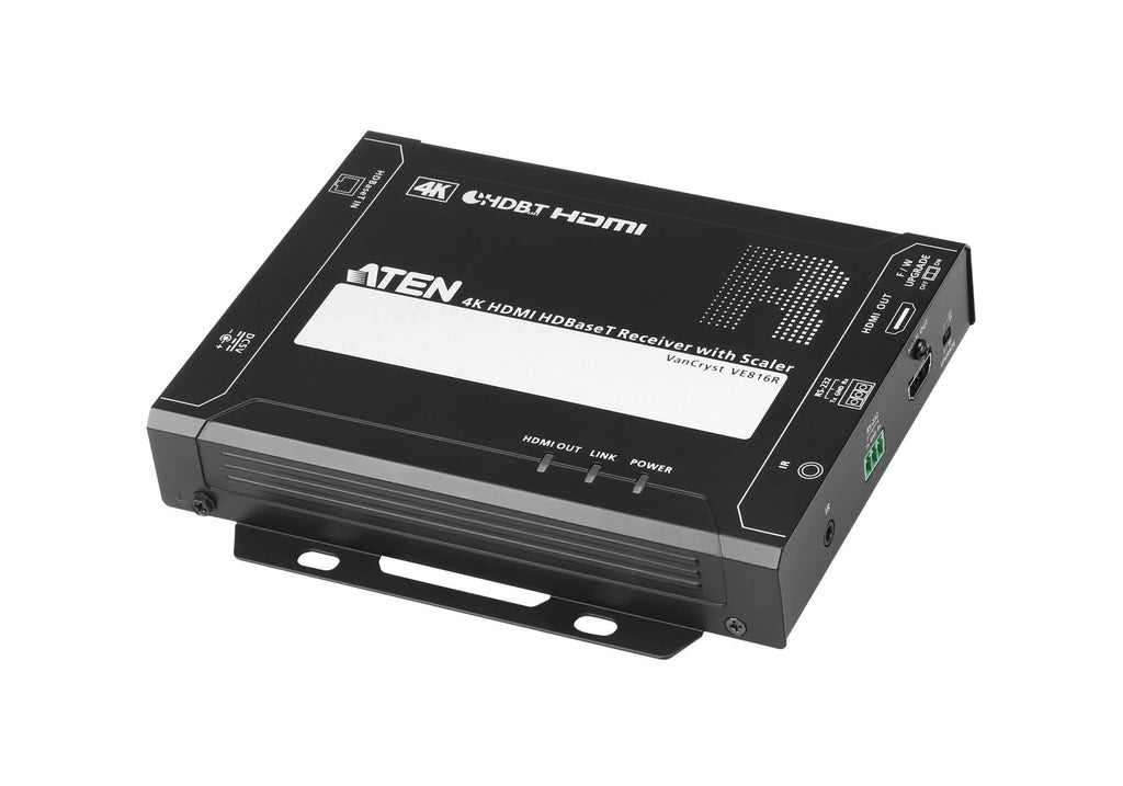 4K HDMI HDBaseT Receiver with Scaler - VE816R