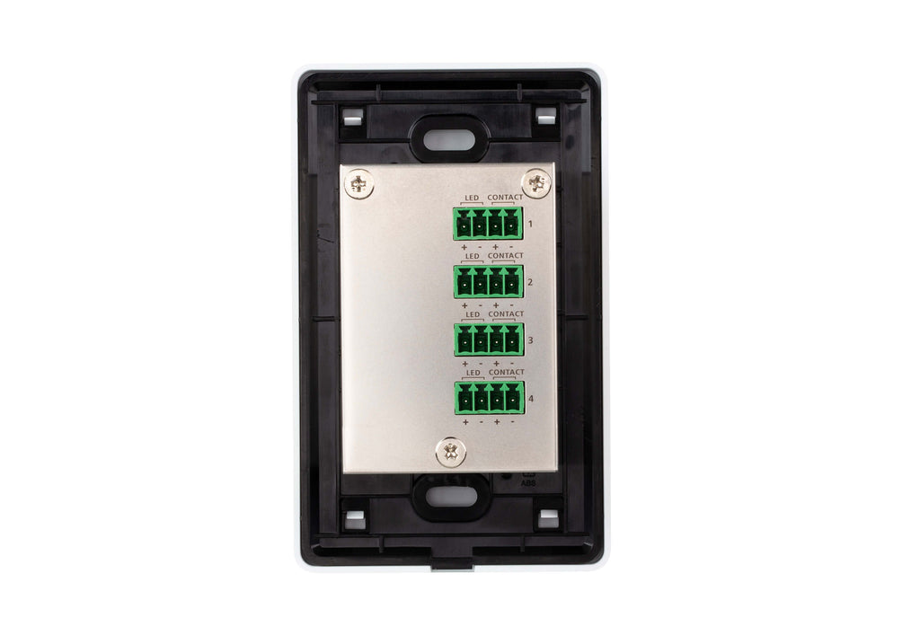4-Key Contact Closure Remote Pad - VPK104