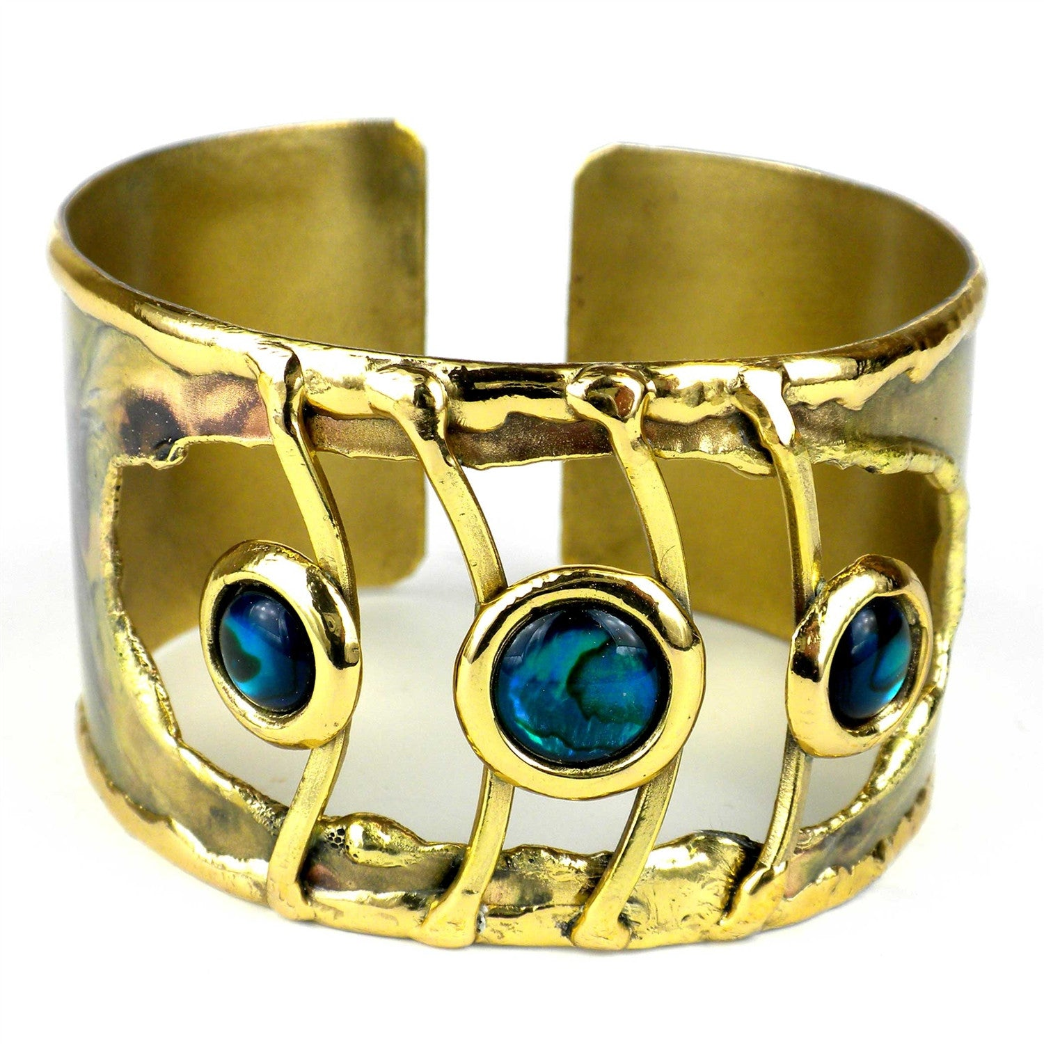 bracelet-cuff-brass-images