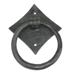 Iron Diamond Door Knocker