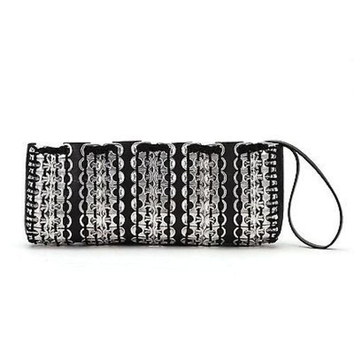 Soda Pull Baguette Clutch - ImagineArte - Green Sea Eco