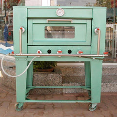 Bread Oven 3 Burner