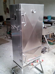 Smoker 6 Rack Double Door
