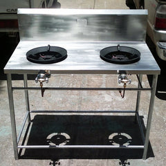 Stove HP 2 Burner Stove Top