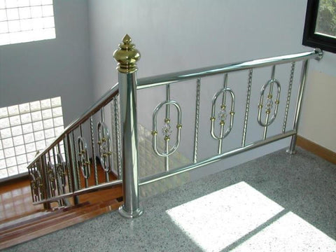 Interior Rails Stainless