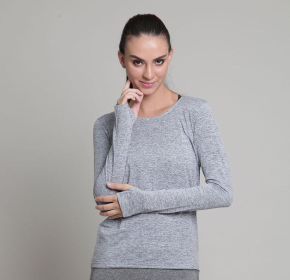 CL Active Basic in Grey