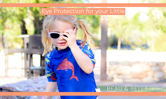 Protecting Your Little's Eyes from the Sun