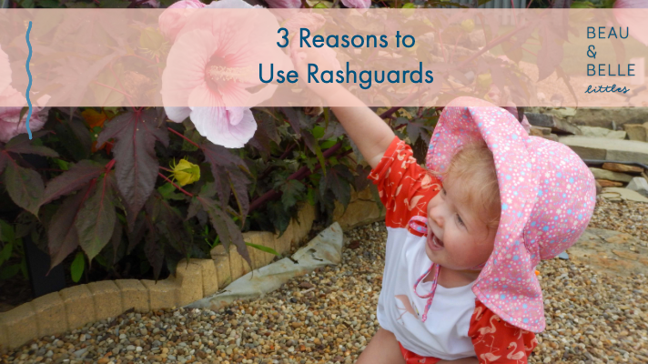 3 Reasons to Use Rashguards