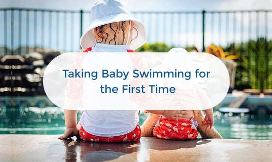 Taking Baby Swimming for the First Time