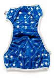 Blue Green Arrows Nageuret Premium Reusable Swim Diaper, Adjustable 0-3 Years