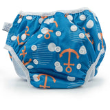 Anchors Reusable Swim Diaper, Adjustable 2-5 Years (20-55lbs) Beau and Belle Littles