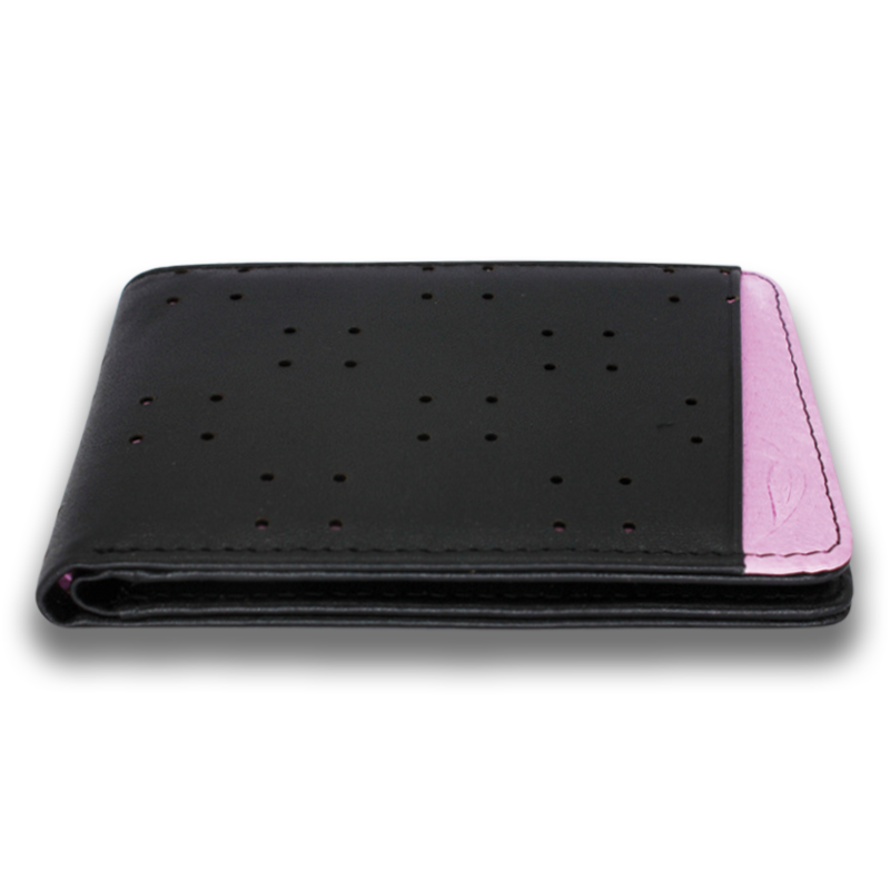 AV1: Wallet LTD Black Pink