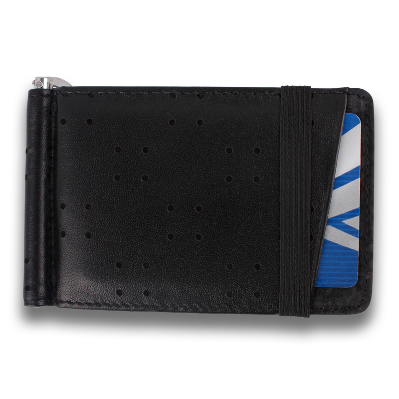 ARMADA: Wallet Black Grey Scale