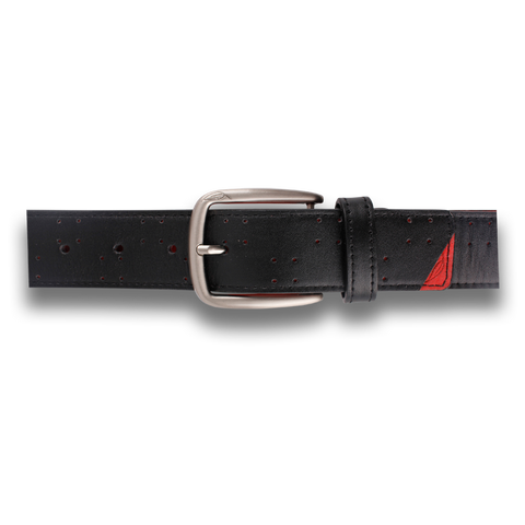 AV1: Belt Black Red