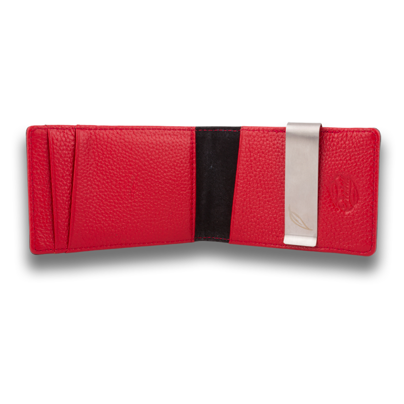 CONCORD: Wallet Black Red