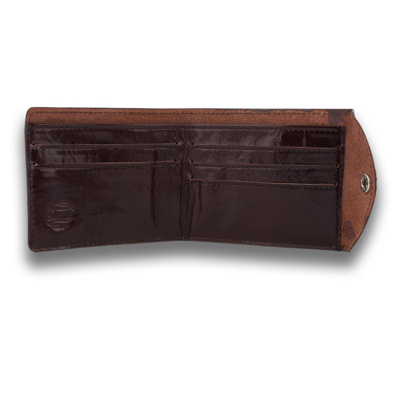 DeRERUM: Wallet Mahogany