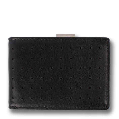 CONCORD: Wallet Black Blue