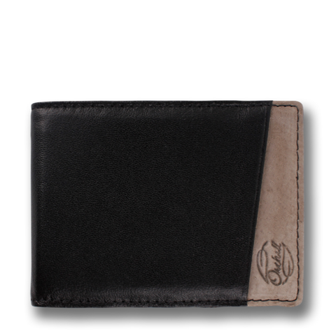 MICRO: Wallet Black Grey