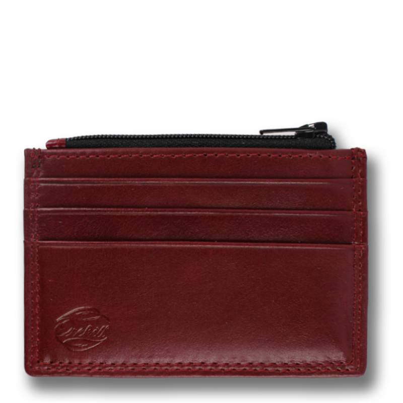 HEMLOCK: Wallet Corinthian Red