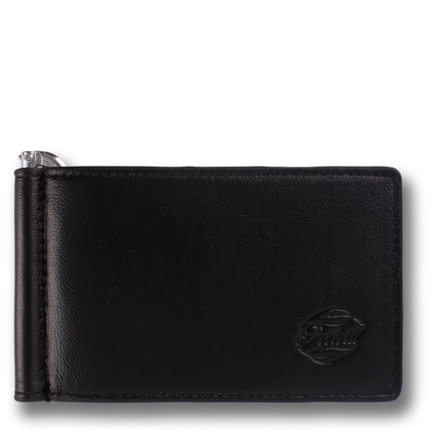 CAPTAIN CLIP: Wallet Black