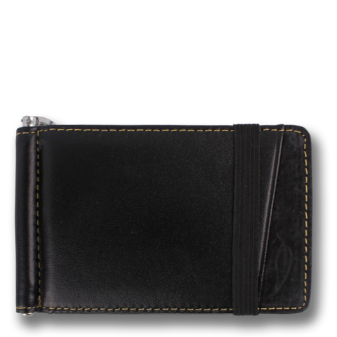 ARMADA: Wallet Black Yellow