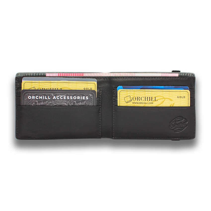 HITCHENS: Wallet - Concrete Black
