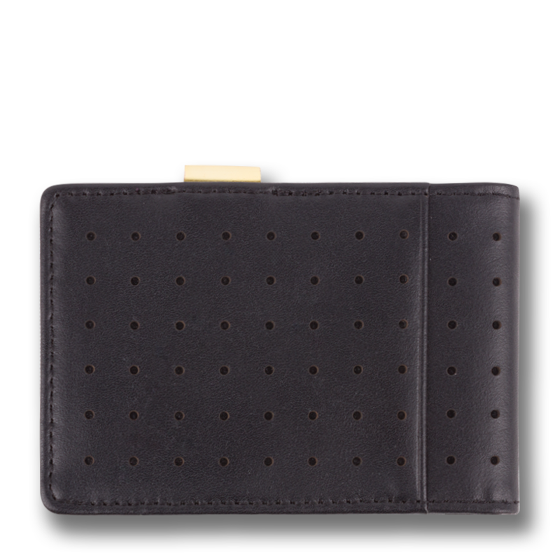 CONCORD: Wallet Black Gold