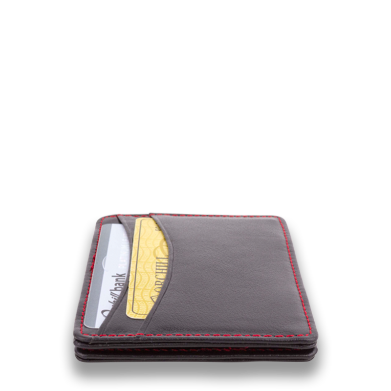 ESOTERIC: Wallet Black Red