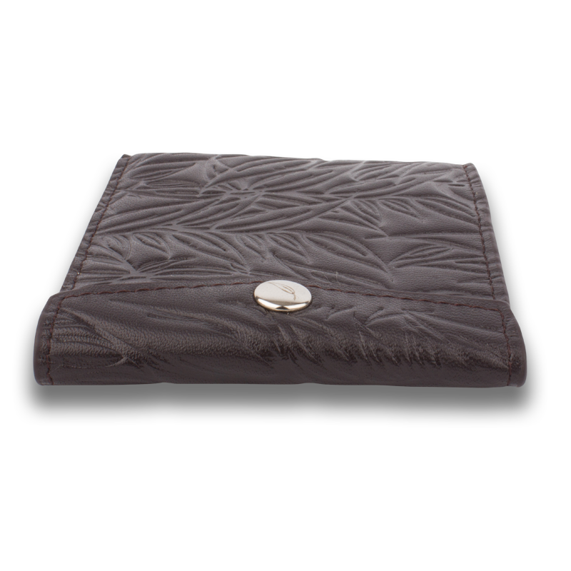 VAULT: Wallet Dark Brown