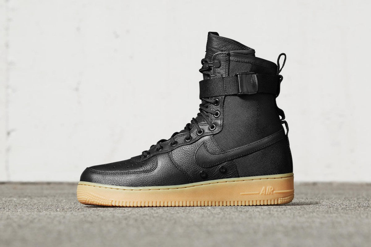 Brand Vibes   The New SF AF1 Debuts Filed Boot Details For