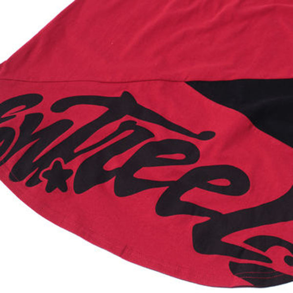 Entree LS Misunderstood Color Block Bred Tee - Low Stock