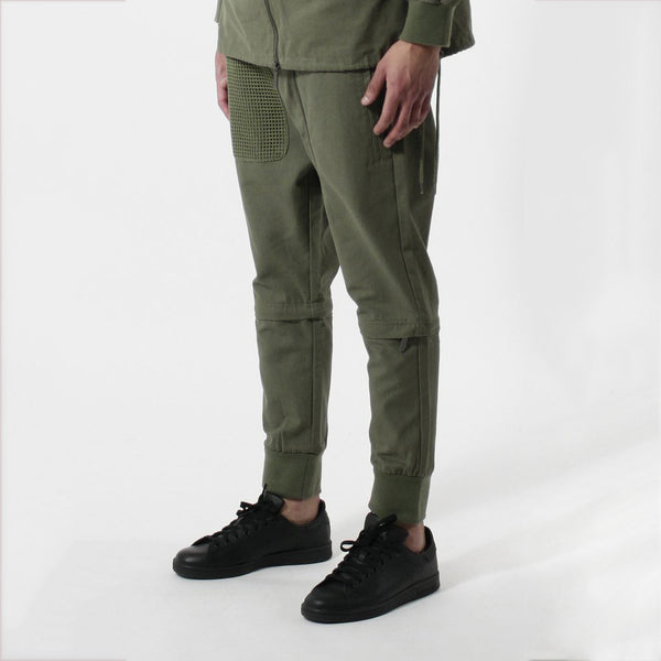 Unknown Archetype Military Jogger Pants - Removable Legs - 1 Left!