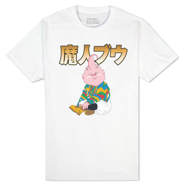 Biggie Buu White Tee
