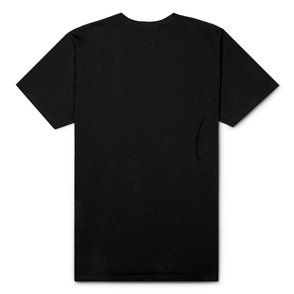 Wolf Of All Streets Black Tee