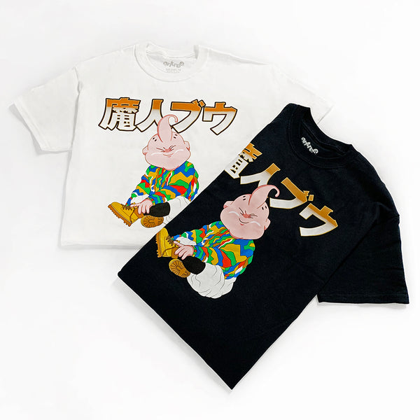 Biggie Buu Black Tee