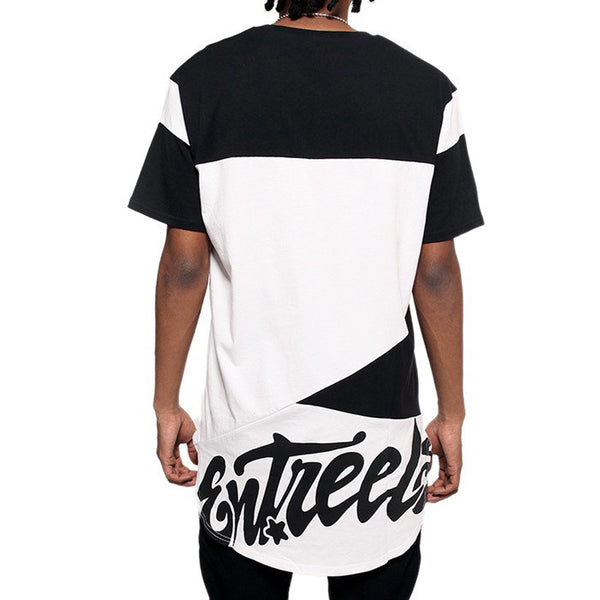 Entree LS Misunderstood Color Block Concord Tee - 2 Left!
