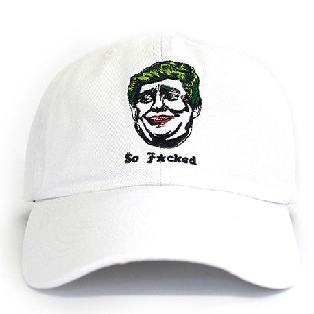 Donald Trump Joker Dad Hat
