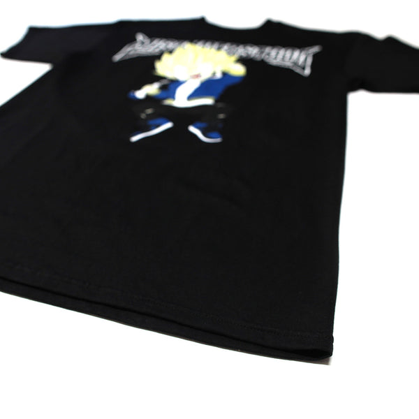 Misunderstood Vegeta Black Tee