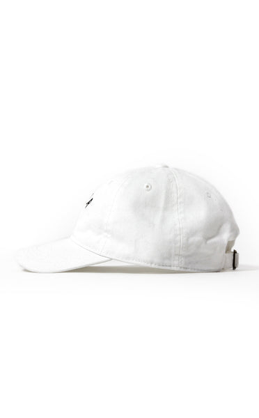 "Entree LS Major Key ""Dad Hat"" Ball Cap In White"