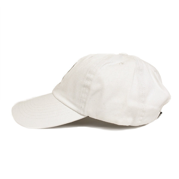 Misunderstood Goku Dad Hat in White - Just Restocked