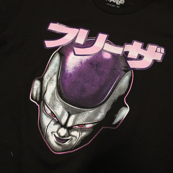 Lord Frieza Black Tee - Just Restocked