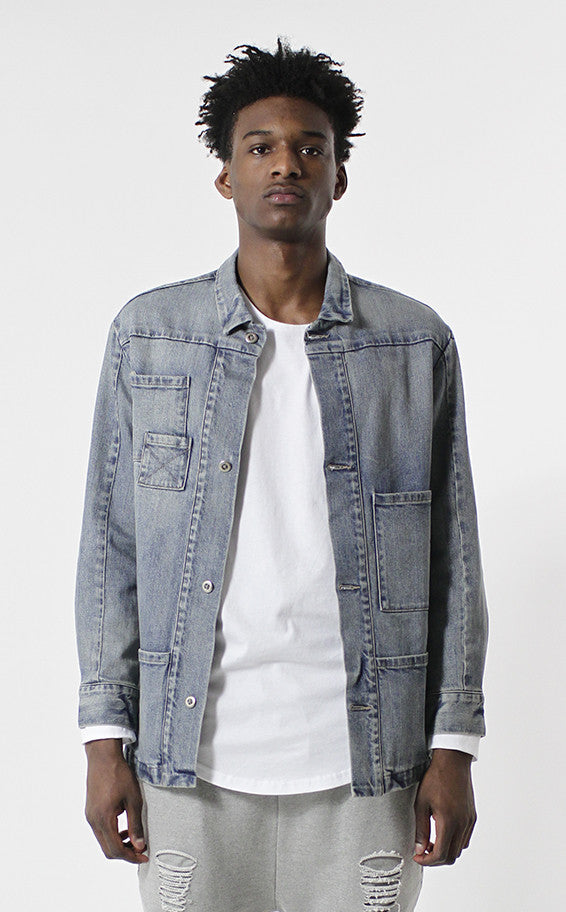 Unknown Oblivion Denim Jacket